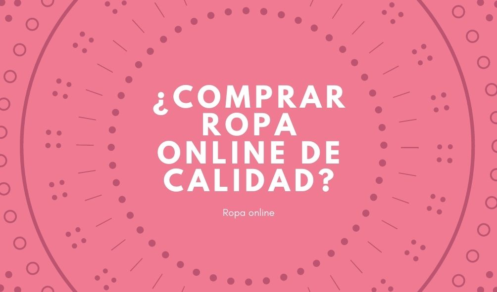 Ropa online Colombia